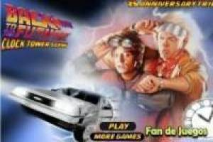 Regreso al Futuro: Delorean's speed