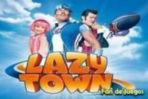 Puzzle, lazy town