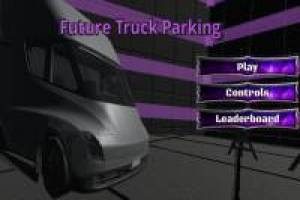 Truck parking of the future