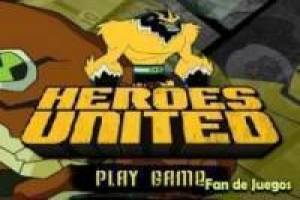 Free Ben10 omniverse hero united Game