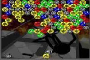 Bubble Shooter: Stickman