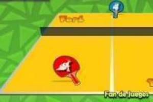Phineas and ferb: Ping pong