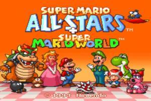 Modo Super Mario All-Stars God