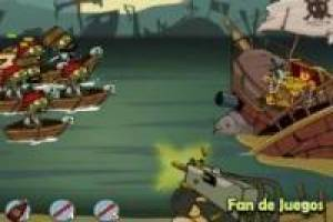 Gioco Zombies invasion pirates Gratuito