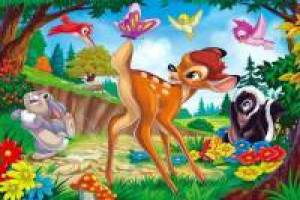 Bambi puzzle 2