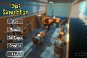 Chef Simulator