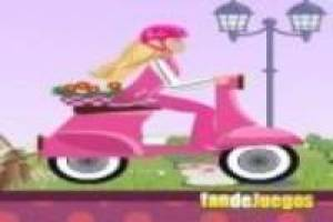 Stunts barbie