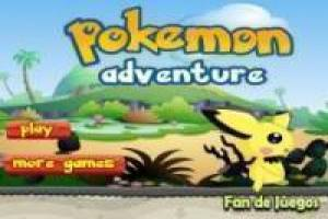 Pokemon aventuras