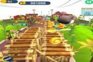 Tom Run: The Subway Surfer di Talking Tom