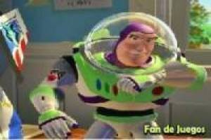 Buzz Lightyear: Sliding Puzzle