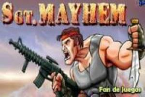 Free Sgt.mayhem Game