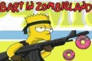 Bart Simpson in Zombieland