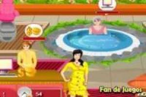 Free Hotel Spa Game