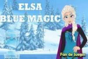 Free Frozen, magic dresses Game