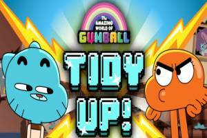 Gumball: Tidy Up