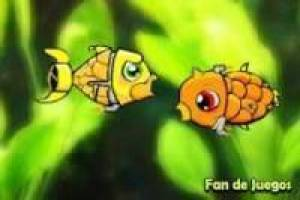 Frenzies: fish robots