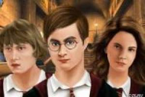 Make-up Harry Potter