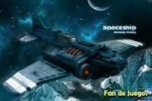 Free Parking spacecraft Game