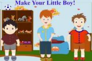 Make your Little Boy!
