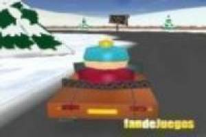 Carreras 3d: South park