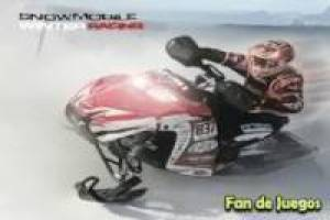 Free Snowmobile Game