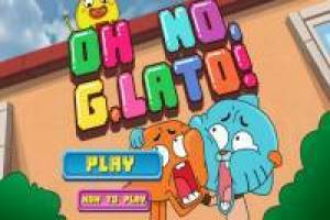 The Amazing World of Gumball´s: Oh no G.Lato!