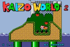 Kaizo Mario World 2