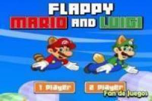 Juego Flappy Mario and Luigi Gratis