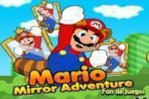 Mario Bros adventure, spiegel
