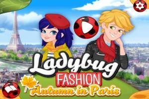 Ladybug: Fashion Autumn in Paris