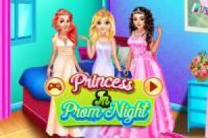 Dress up the princesses for your grade party