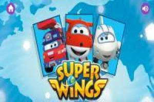 Super Wings-geheugen