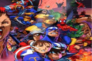 Marvel Super Heroes vs Street Fighter Online