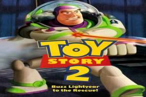 Toy Story 2 Buzz Lightyear to the rescue
