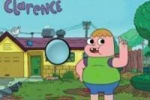 Clarence: Encontre letras escondidas