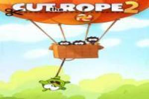 Funny cut the rope 2