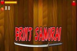 Samouraï aux fruits