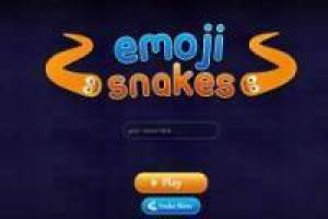 Emoji Serpents
