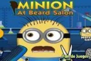 Barbershop for Minions