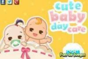 Free Caring for crying babies Game