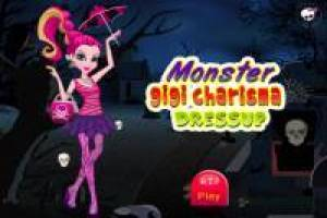 Monster High: Dress up Gigi Grant