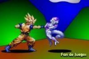 Gratis Dragon Ball Z flash dimensie Spelen