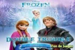 Free Frozen double trouble Game