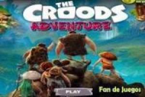O croods adventures