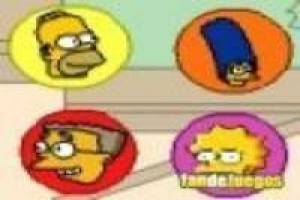 Los simpsons bejeweled