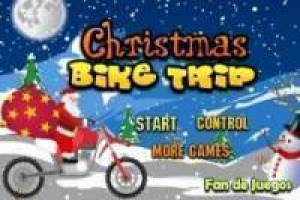 Free Christmas on wheels Game