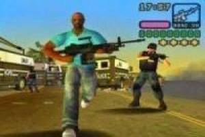 GTA San Andreas Vice City: Puzzle