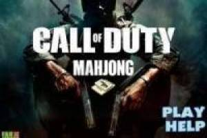 Mahjong Call of Duty