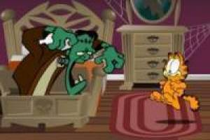Garfield en Halloween