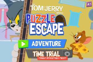 Tom a Jerry: Puzzle Escape